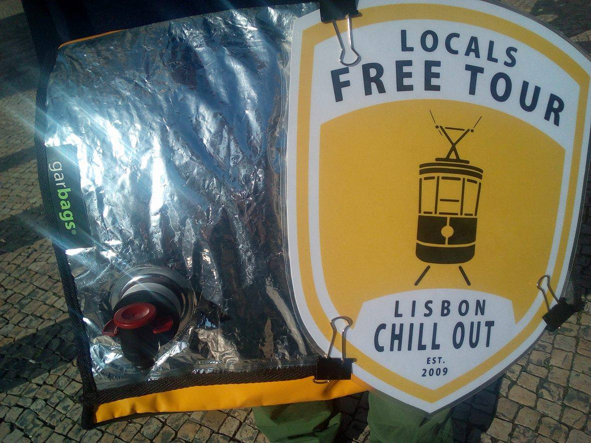 Chill Out - Lisbon Free walking Tour