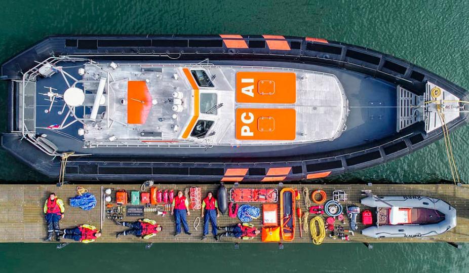 Берегова охорона Нідерландів