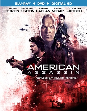 American Assassin 2017 BRRip BluRay 720p 1080p