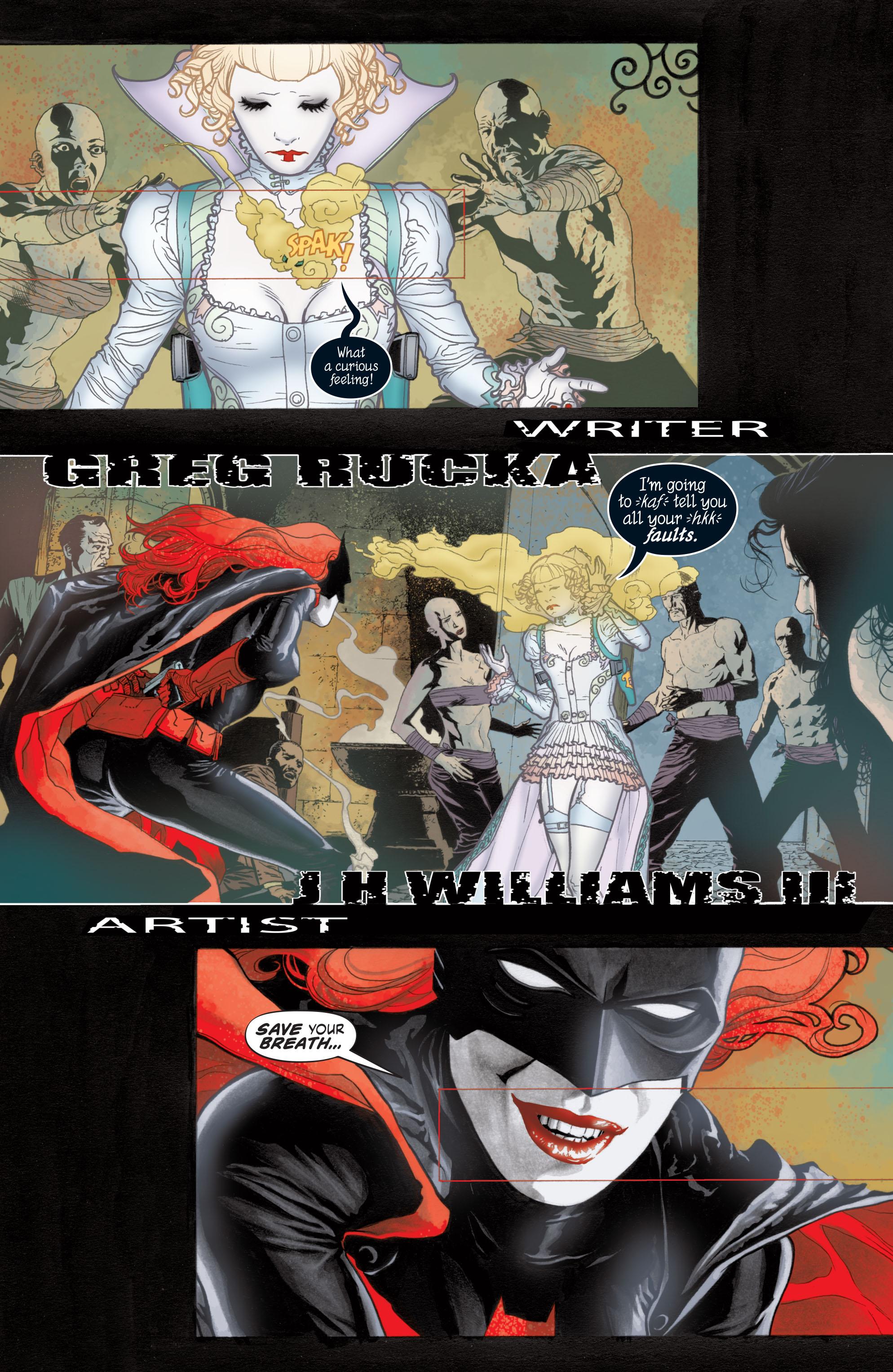 Detective Comics (1937) 855 Page 3