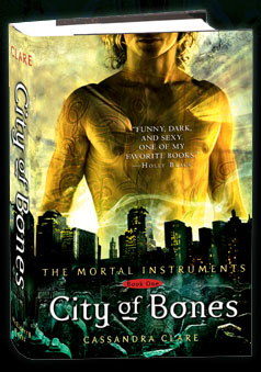Leigh Covington: City of Bones, by Cassandra Clare