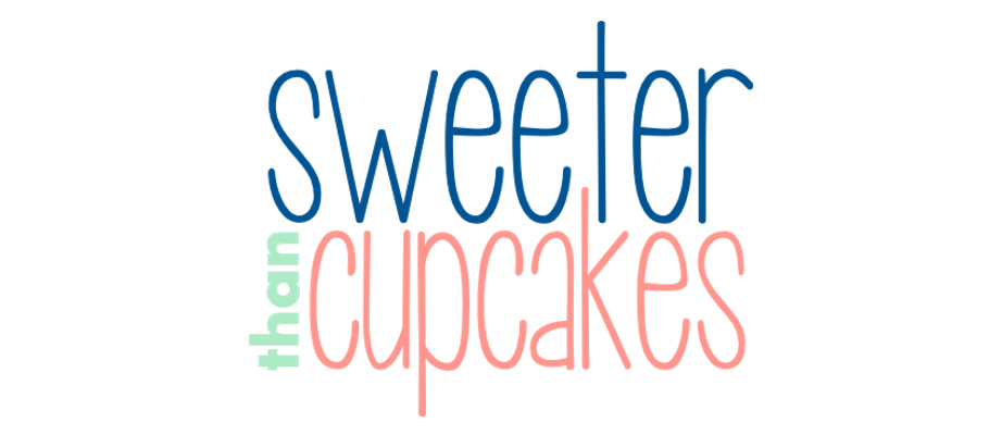 Sweeter Than Cupcakes
