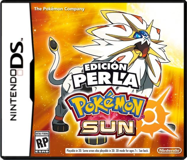 Pokemon Sun Pearl