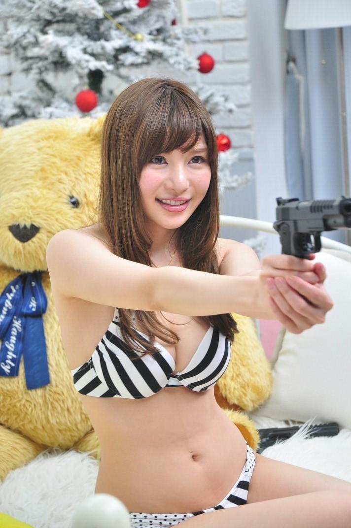 葵:我想成為台灣的第一女優