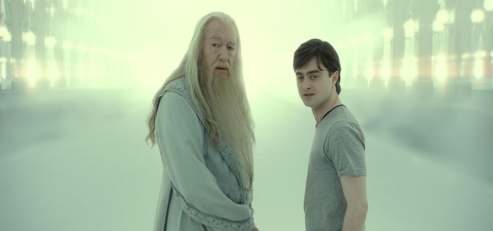 Harry Potter 7 Parte 2 HD 1080p Latino 60fps captura 3