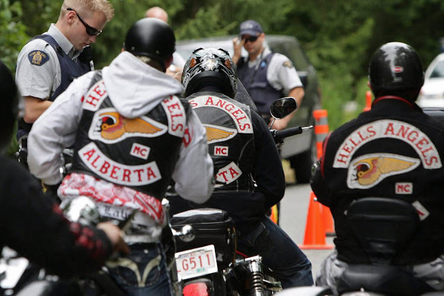 Biker Trash Network • Outlaw Biker News : May 2017