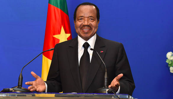 Paul Biya wins Cameroon presidential election with 71.28%