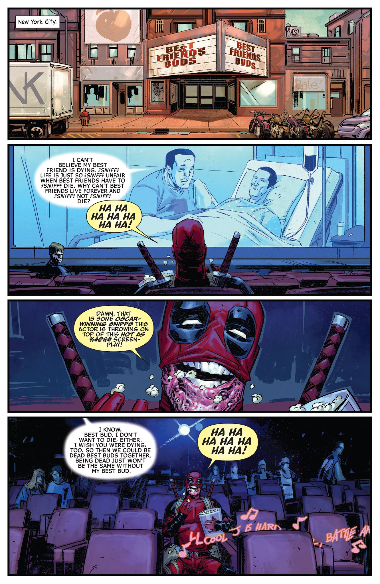 Deadpool (2018) 1 Page 2