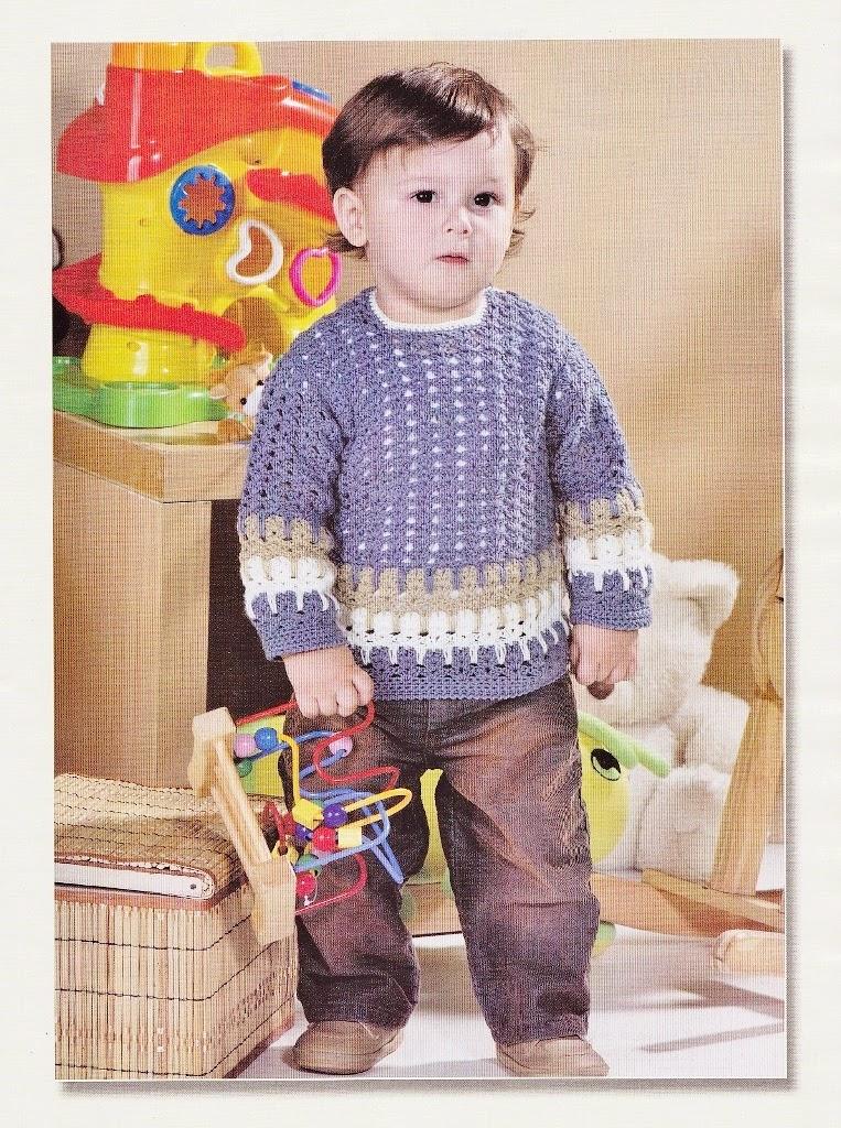 Свитерок для мальчика, фото