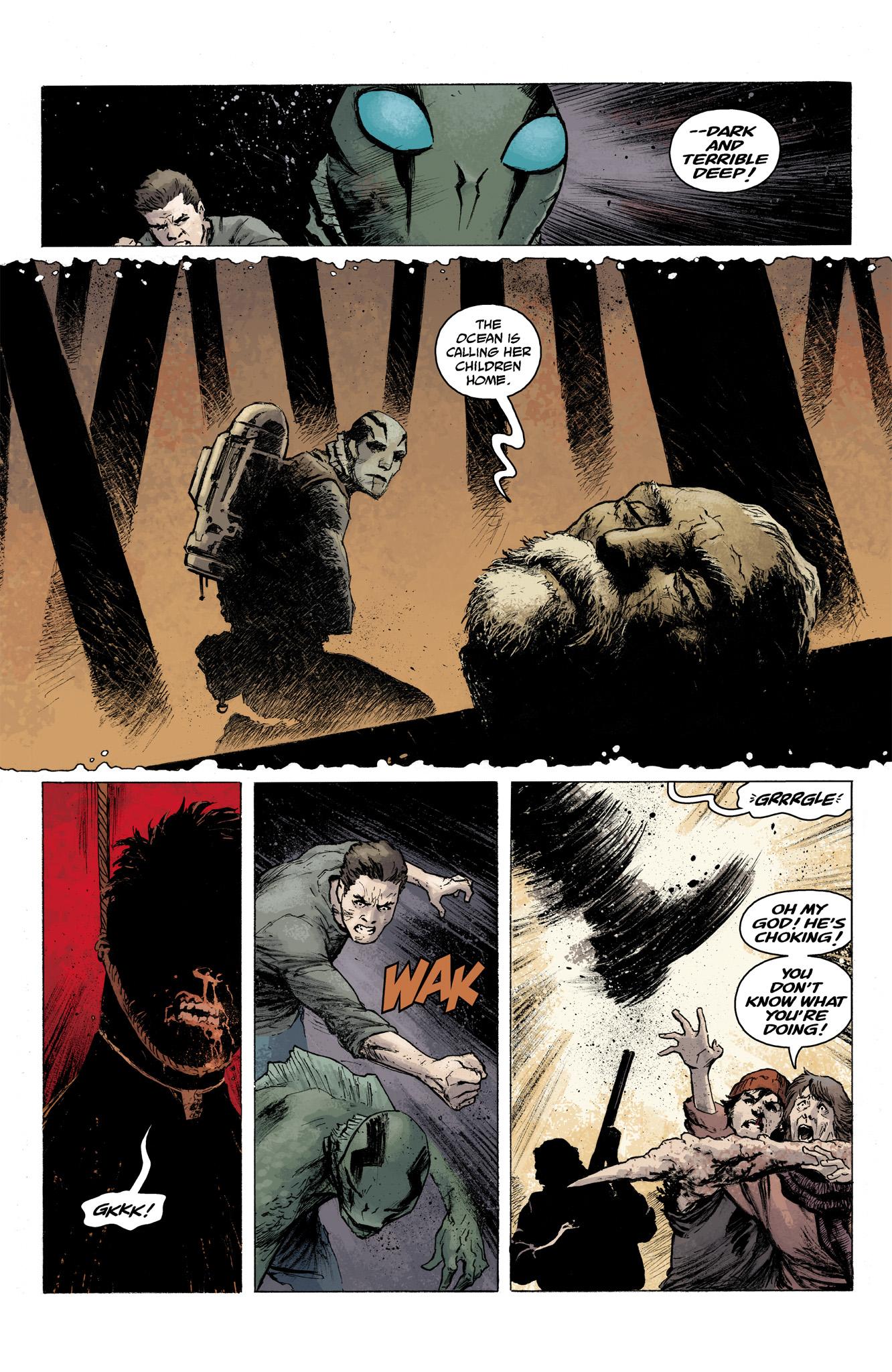 Read online Abe Sapien comic -  Issue #3 - 4