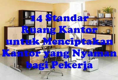 standar rusng kantor