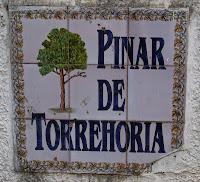 Resultado de imagen de urbanizacion pinar de torrehoria