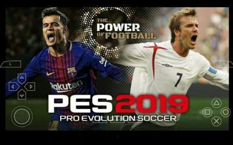 [Latest 2020 Updated] PES 2019 PSP ISO/CSO File For Android Offline Free Download