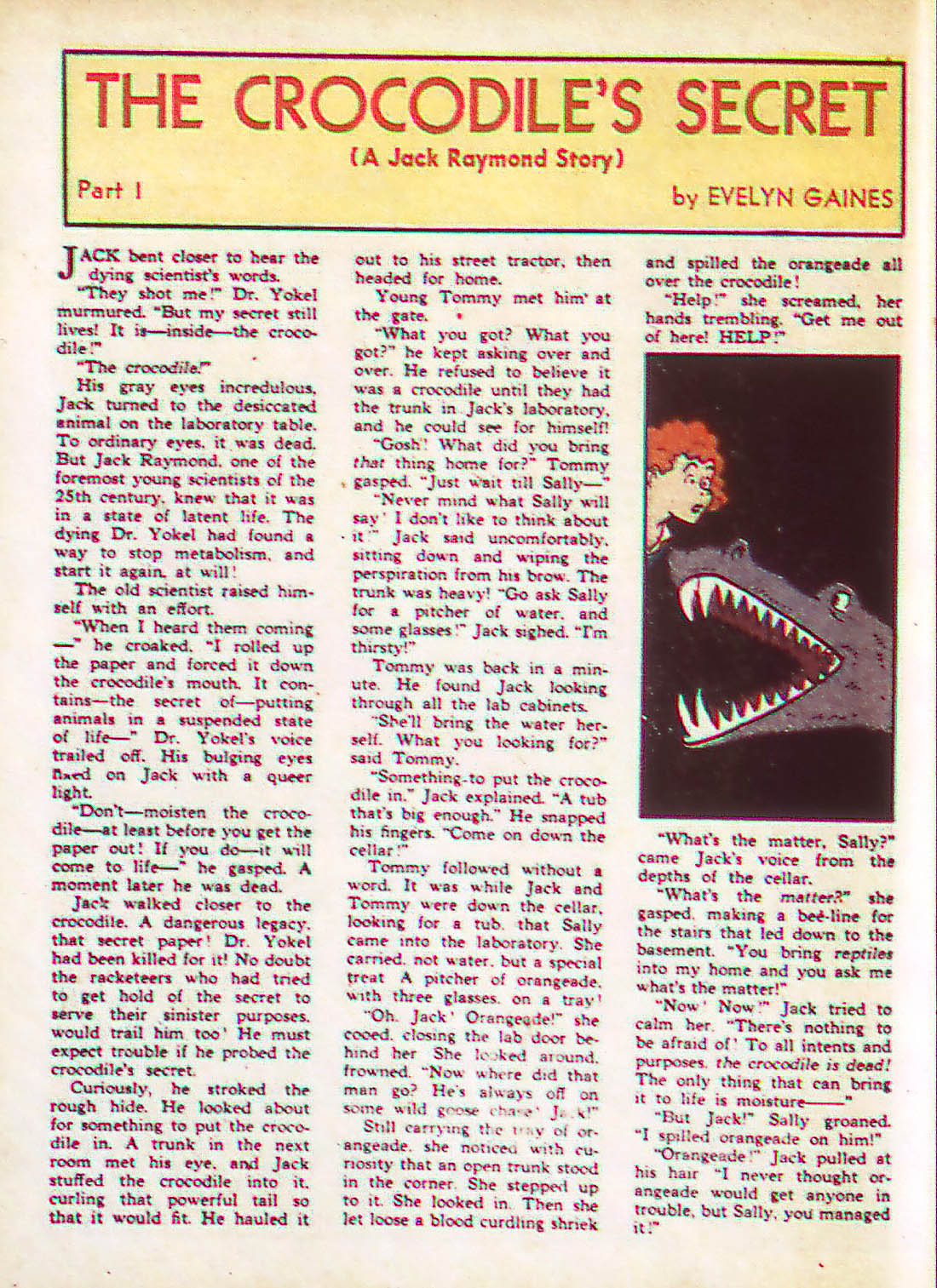 Flash Comics issue 22 - Page 46