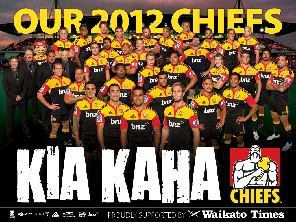Sonny Bill Williams Wallpaper: Chiefs Wallpaper 2012