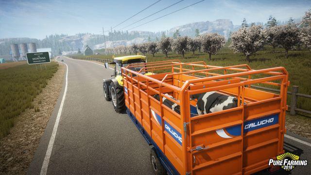 Pure Farming 2018 PC Full Español