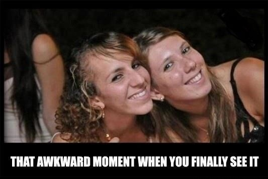 That Awkward Moment Meme