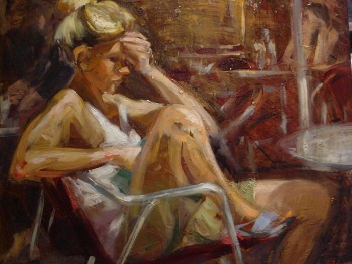 Современные художники Испании. Monica Castanys 13