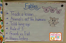 Fables And Folk Tales Anchor Chart