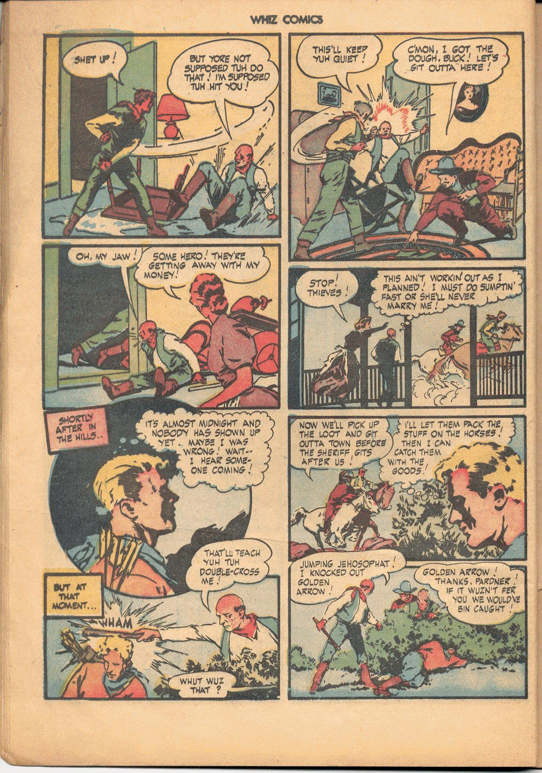 WHIZ Comics issue 71 - Page 16