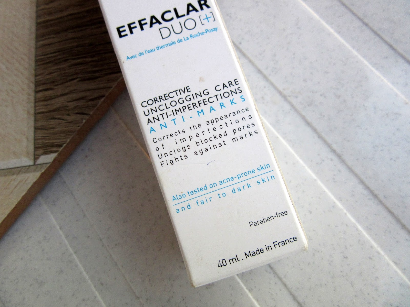La Roche Posay Effaclar Duo[+] Review, Price, How To Use