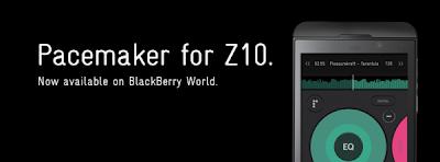 Pacemaker for Z10 está optimizado para el BlackBerry Z10. Mezcla la música que mas te gusta con un ritmo automático a juego, loops y efectos. Pacemaker ® ??hace que sea fácil y divertido ser un DJ y con un conjunto de funciones de reproducción, efectos de audio de nivel pro y un crossfader, tiene toda la influencia ilimitada solo falta poner tu creatividad para hacer una buena musica. DESCARGAR PACEMAKER