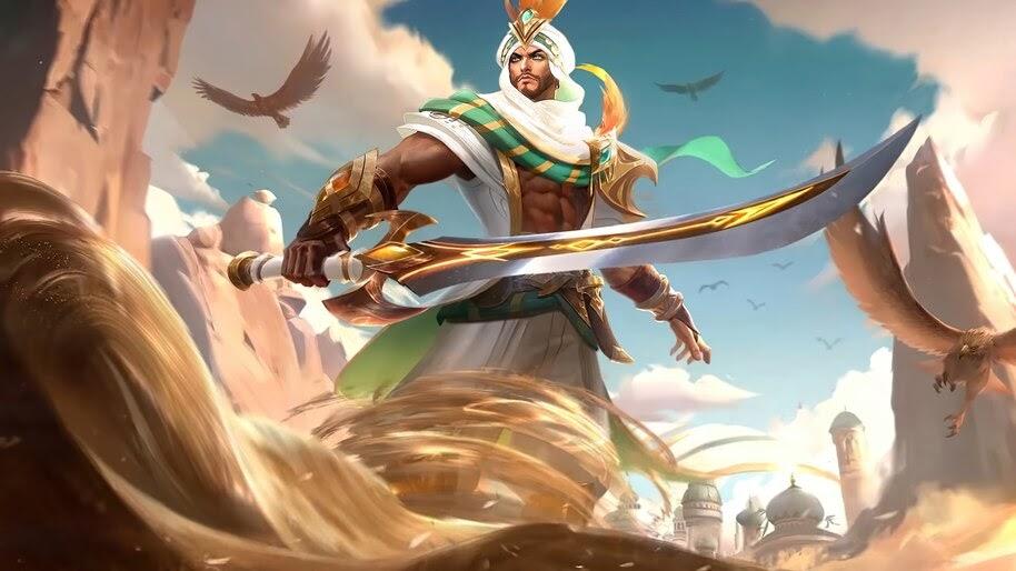 Khaleed, Mobile Legends, 4K, #7.2290
