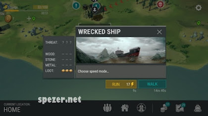 Cara Menyelesaikan Event Wrecked Ship Pada Update v1.6.7 game Last day On Earth: Survival