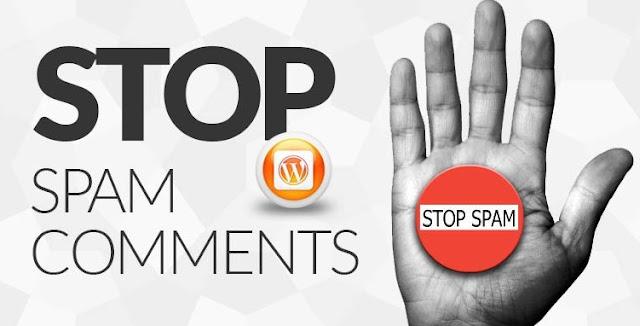 Stop Komentar Spam di Blog
