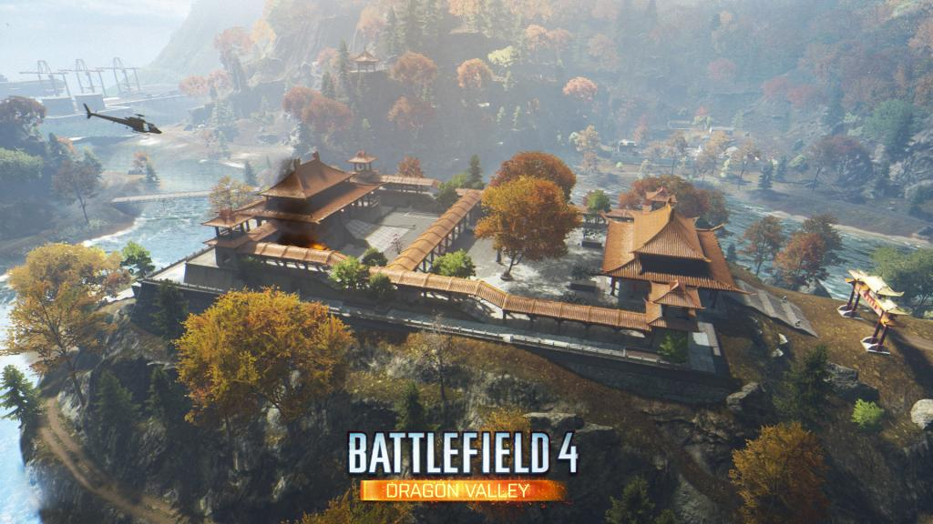 Nostálgica música tema da China estará de volta no mapa Dragon Valley para BF4