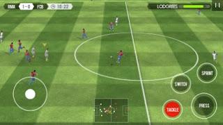 Game Sepak Bola Android / IOS Terbaik dan Terpopuler - Real Football