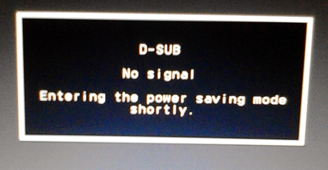 "Cara Mengatasi ""Entering The Power Saving Mode Shortly"" Pada"