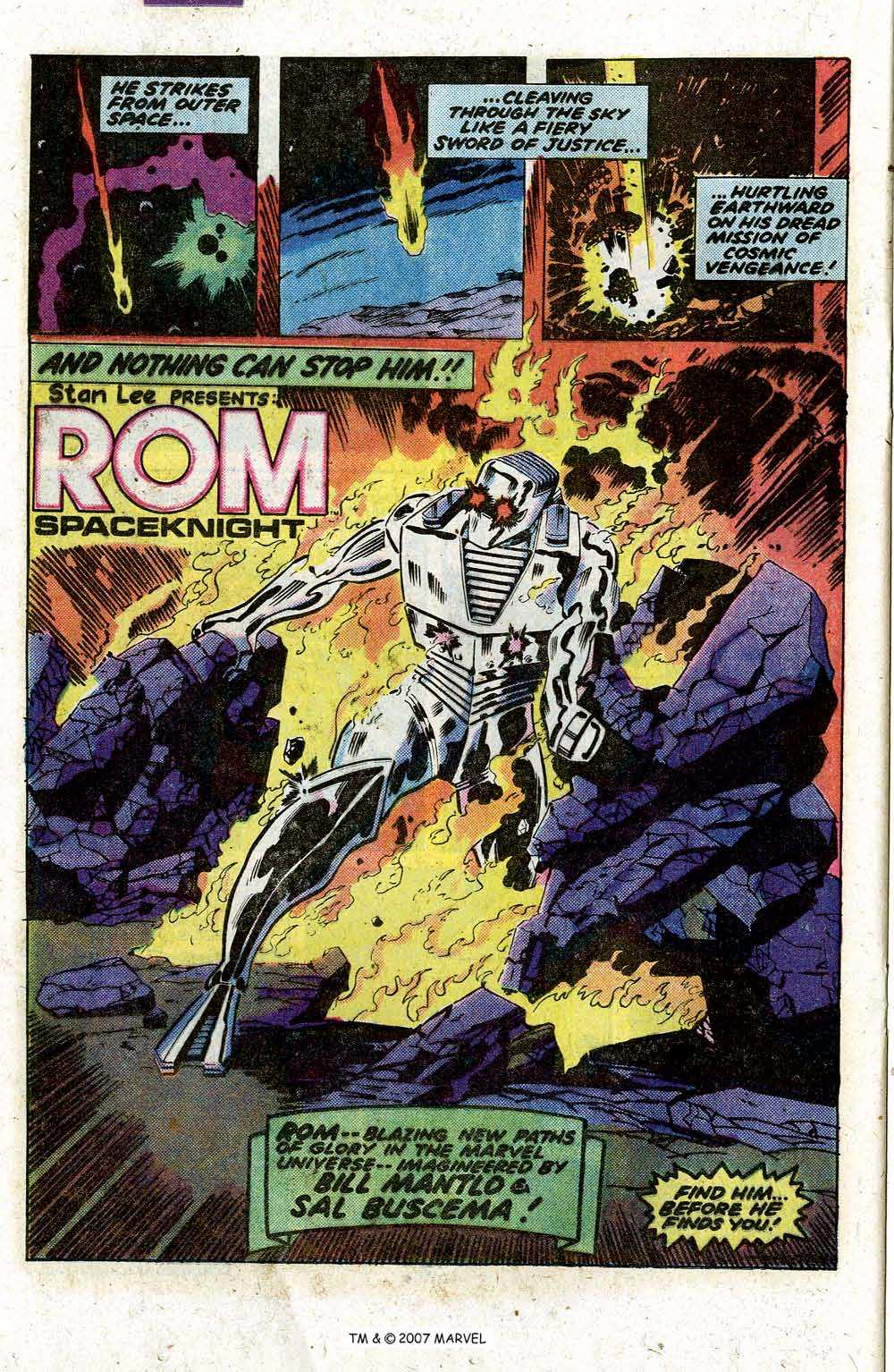 Ghost Rider (1973) Issue #46 #46 - English 20