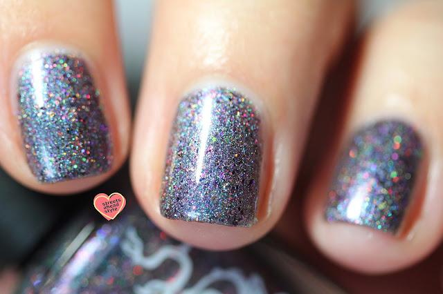 Rogue Lacquer Girly Bits swatch by Streets Ahead Style