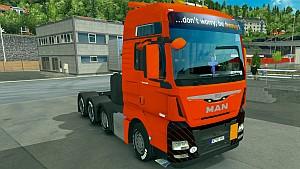 MADster MAN Euro 6 version 1.4