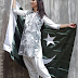 Latest Azadi Collection 2016 Women's Clothes By Zainab Chottani / Digital Print Tunics
