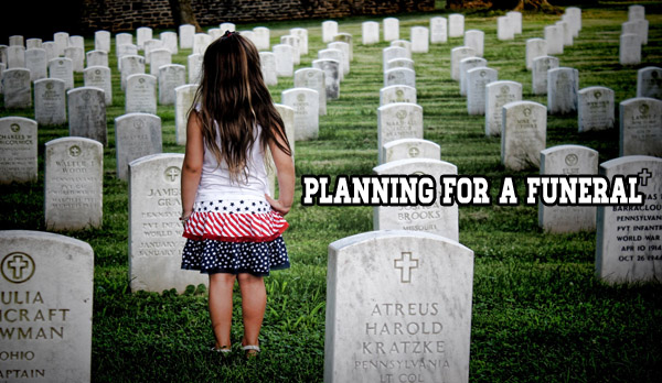 burial choices - planning a funeral - death - cemetery - cross - Choosing a casket, funeral planning, cremation, practical, family, loss of a loved one, funeral, death, sickness, accident