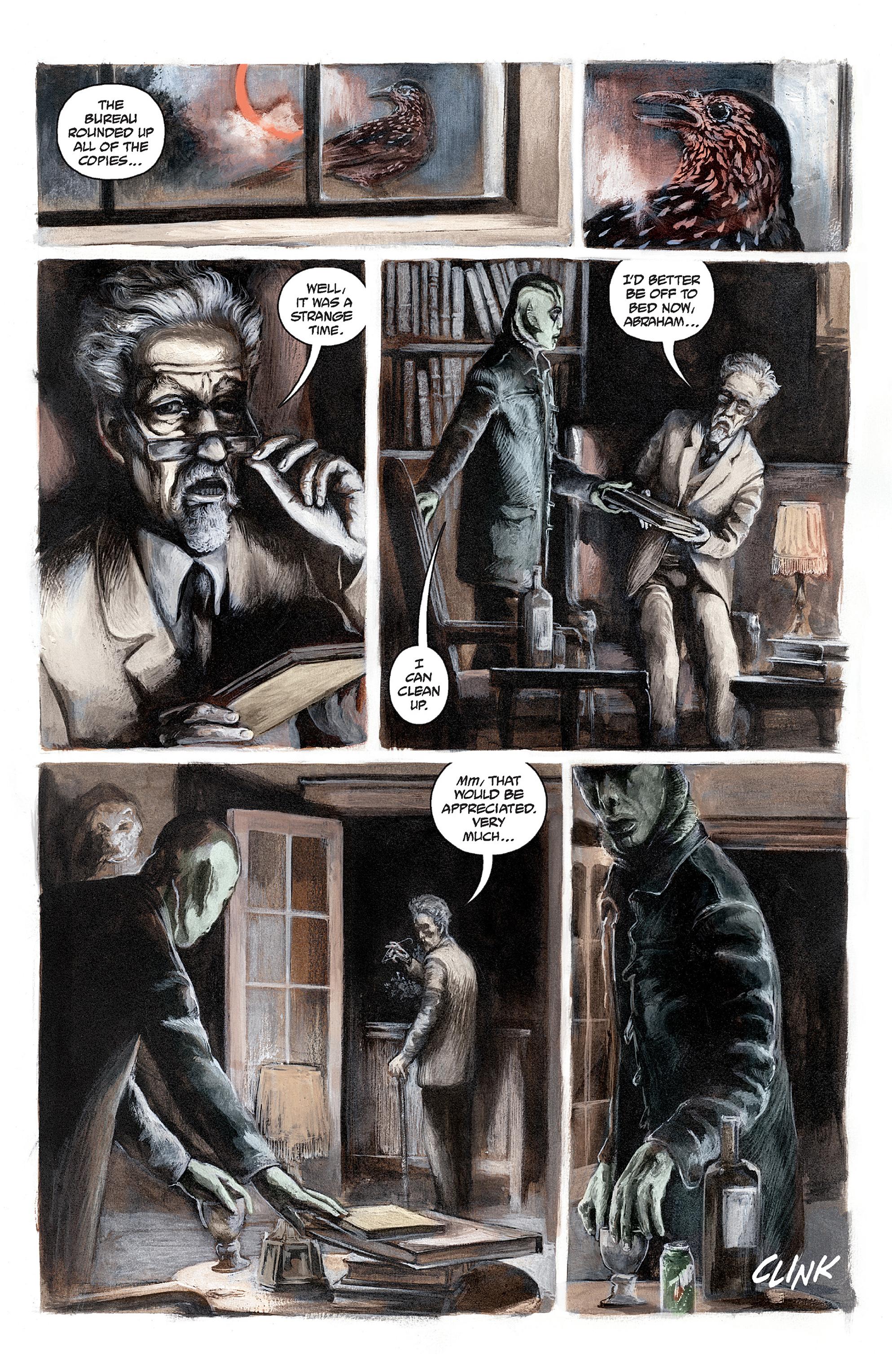 Read online Abe Sapien comic -  Issue #30 - 5