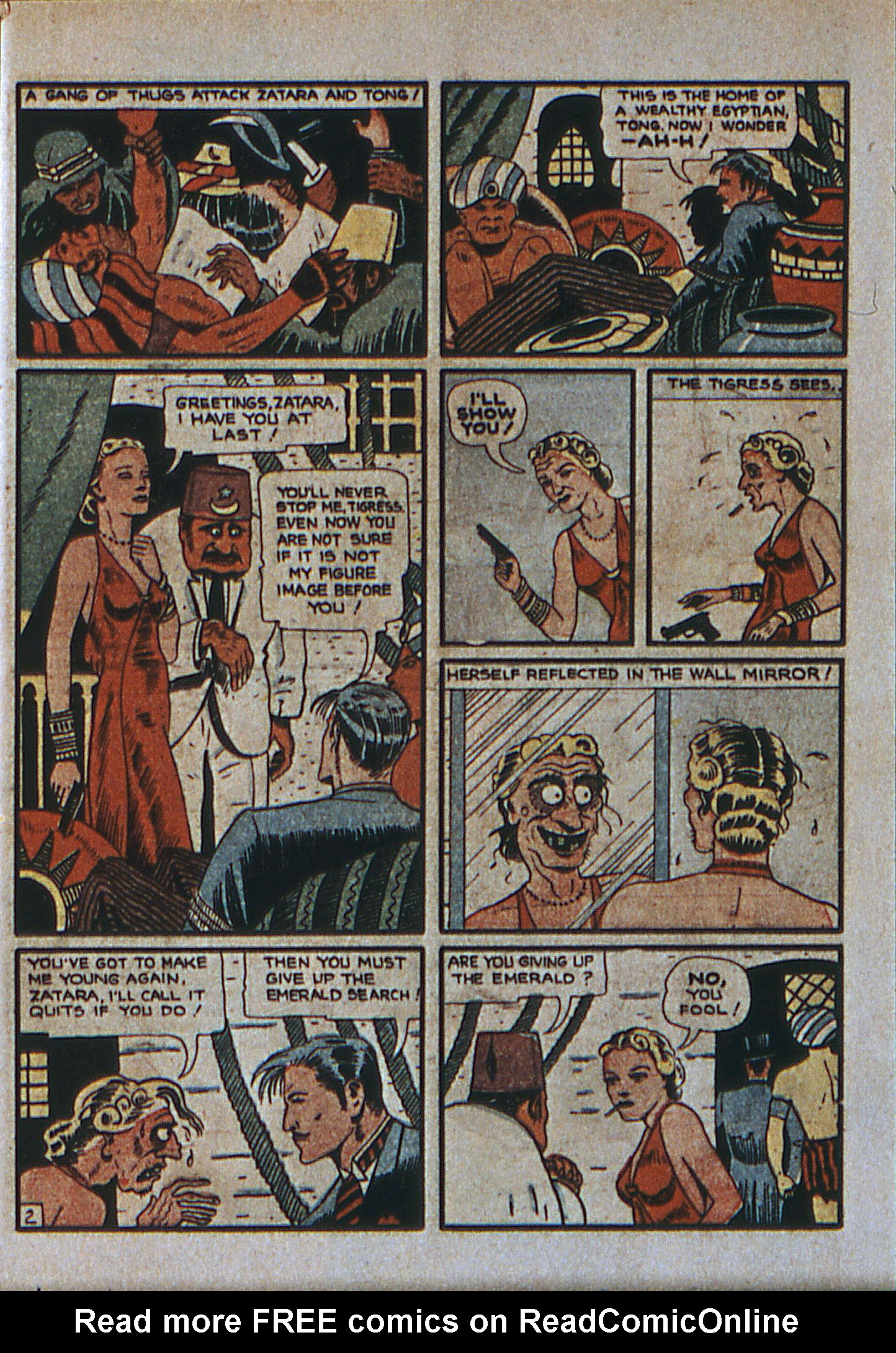 Read online Action Comics (1938) comic -  Issue #6 - 55