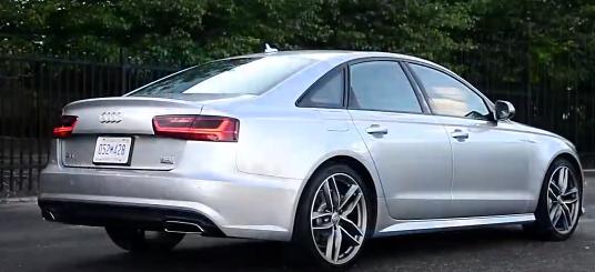 2017 Audi A6 Performance