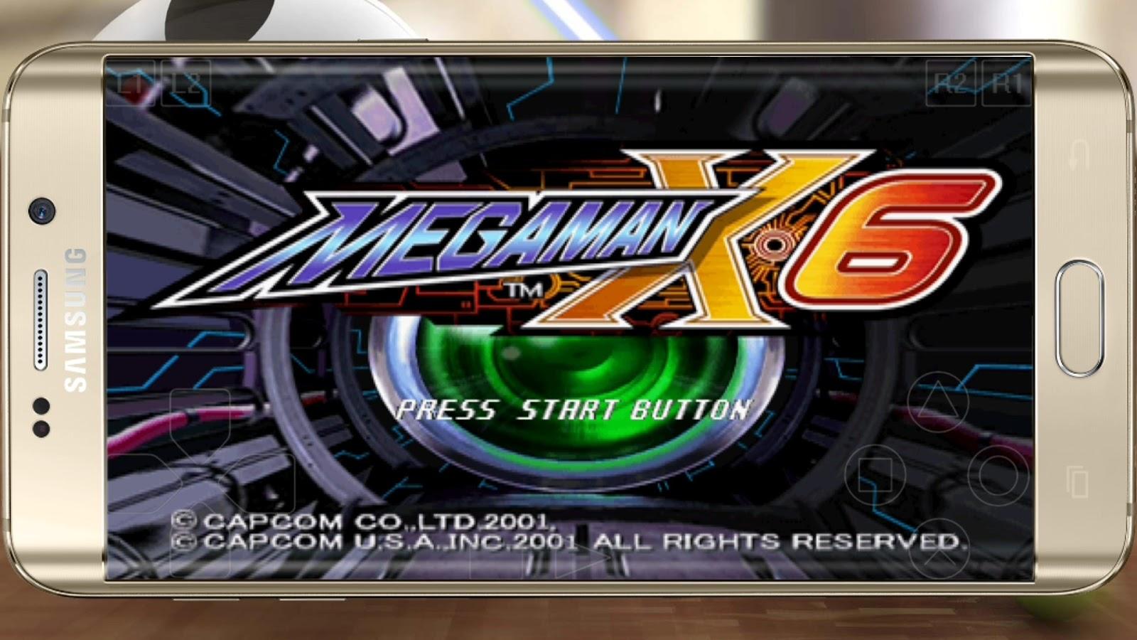 juegos de megaman para android apk
