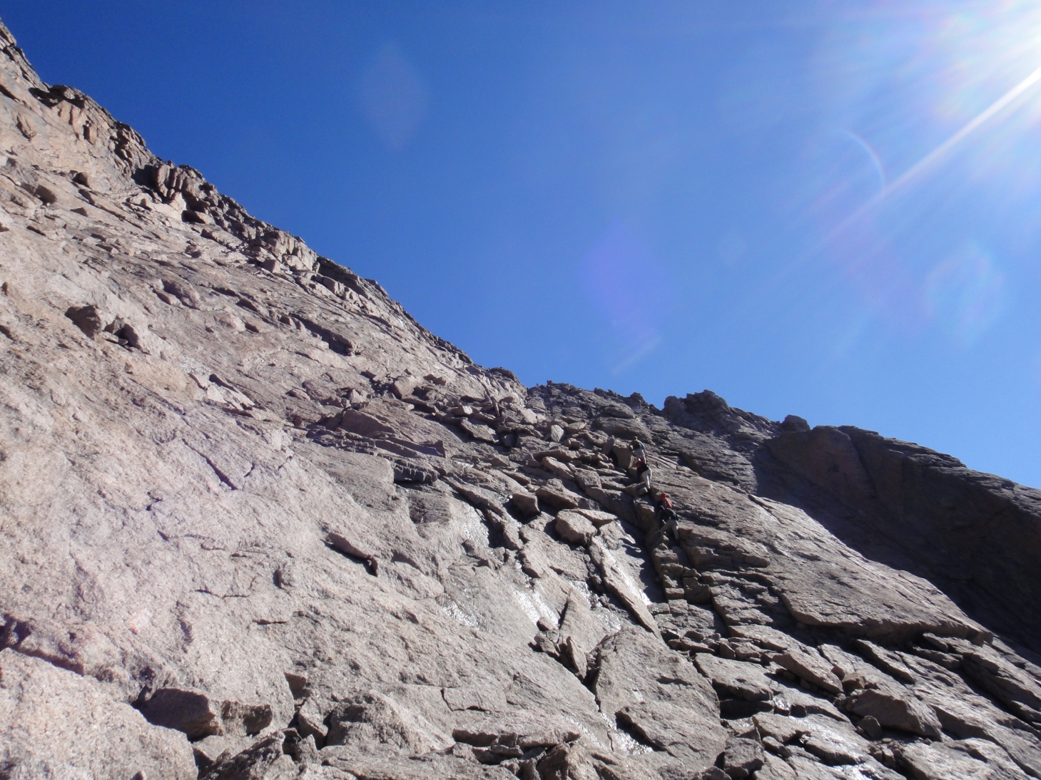 Hiking Rocky Mountain National Park Pagoda Mountain
