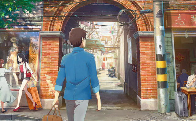 [ FILM ] Flavors of Youth Shikioriori