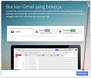 Edukasi Gmail