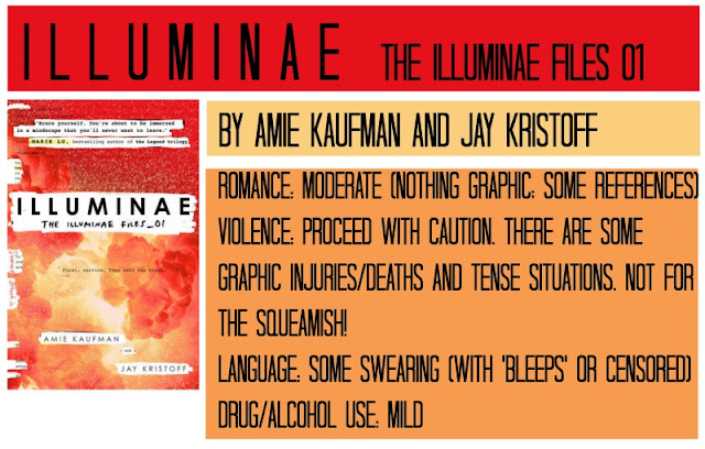 Book Club review of Illuminae