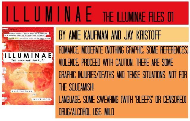 Book Club review of Illuminae