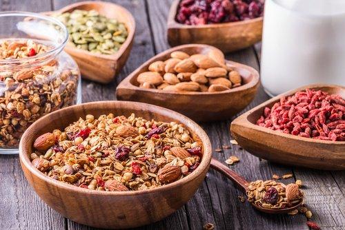 Augmentez la quantité des aliments riches en fibres