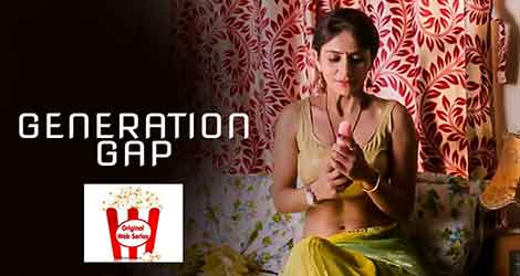 18+ Generation Gap (2019) Hindi 720p HDRip 450MB  Ep (01-04)