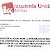 IU-Mérida exige al equipo de gobierno que explique el retraso de un año en la tramitación de propuestas realizadas ante el pleno.