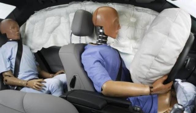 Penyebab Airbag Mobil Tidak Mengembang
